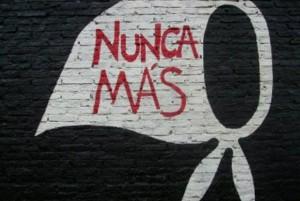"""""""Nunca más"""", un homenaje de Poesía a Mano Alzada"""