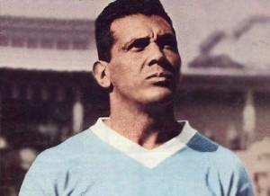 La imagen de El Negro Jefe, Obdulio Varela