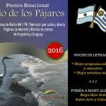 Poesía a Mano Alzada obtuvo un Premio Binacional