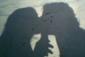 pareja foto