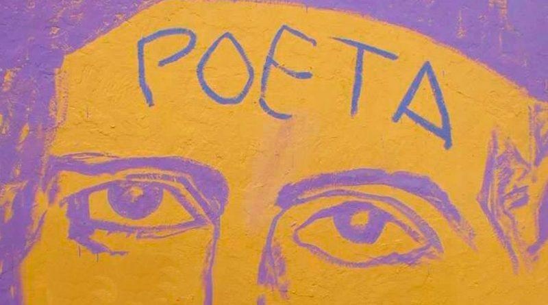 Roberto Santoro: Mural realizado en el barrio de Villa Ortúzar // PAMA (Poesía a Mano Alzada)