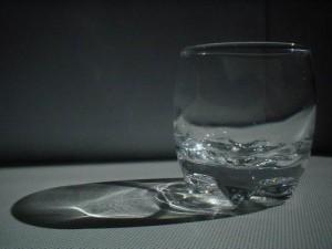 vaso más lleno que vacío